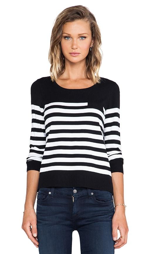 Classic Striped Sweater