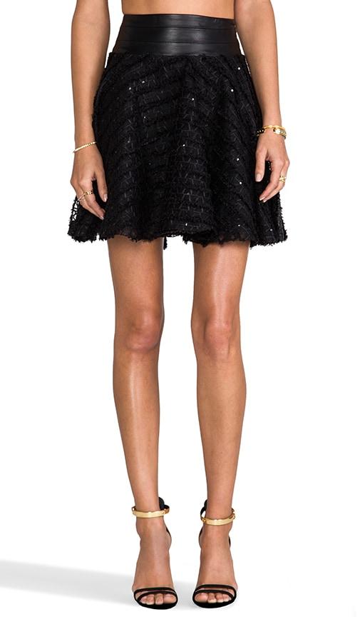 Emb Tulle Skirt