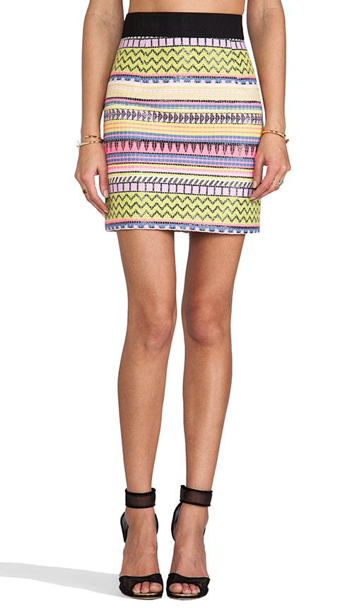 Mini Pencil Skirt