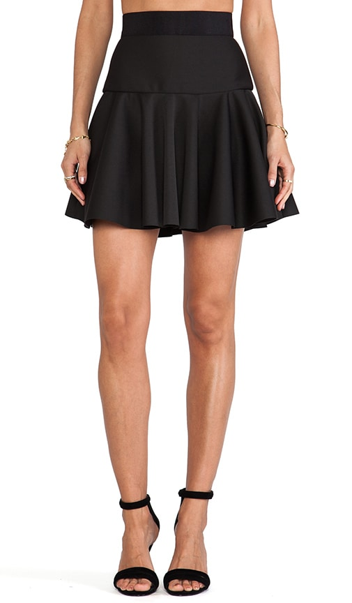 Valencia Short Flare Skirt