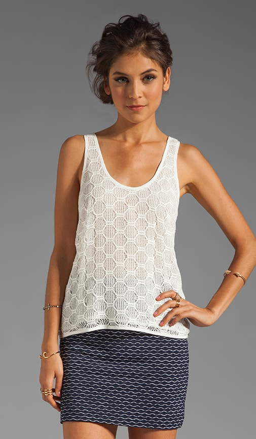 Sailor's Rope Crochet Lola Tank