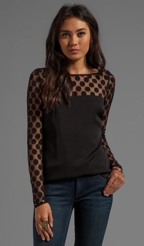 Illusion Sleeve Top