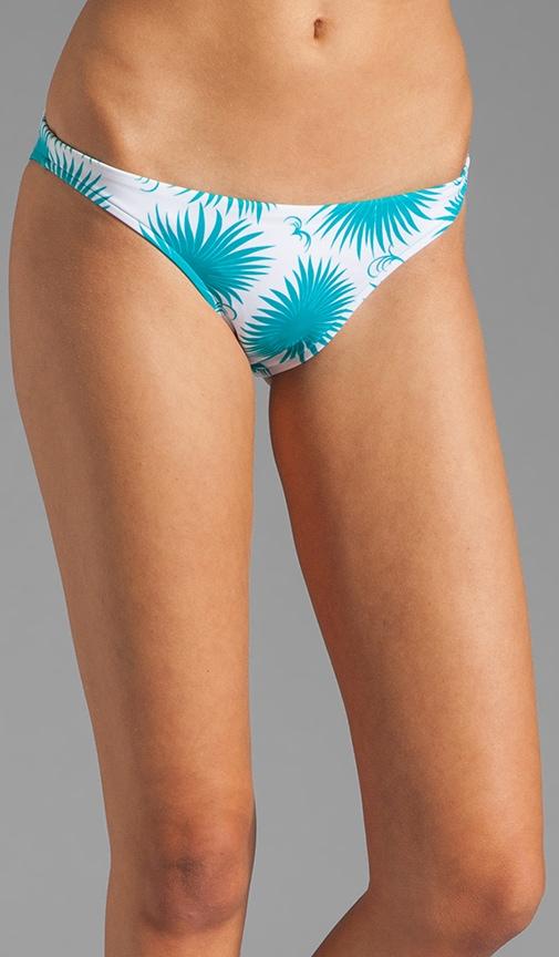 Aster Print St. Lucia Bikini Bottom