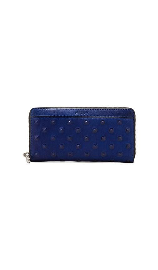 Perry Collection Zip Around Wallet