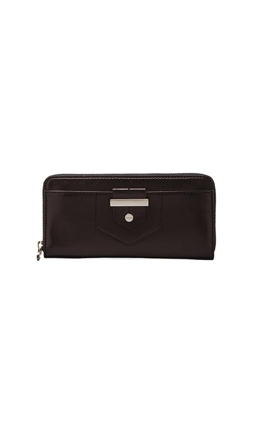 Bradley Collection Zip Around Wallet