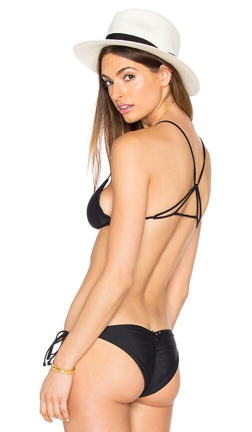 Double U Back Bikini Top