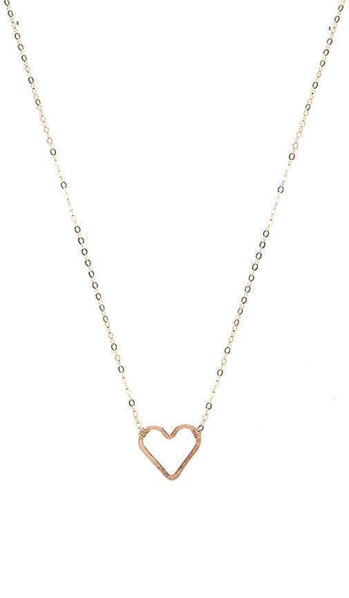 Mimi & Lu Luella Necklace in Metallic Copper