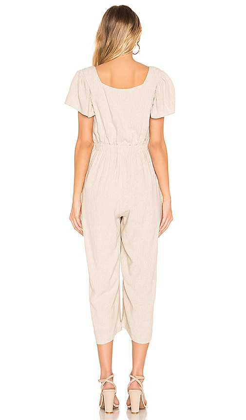 Reversible Jumpsuit by Minkpink