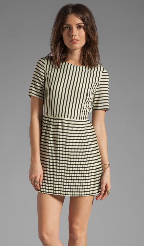 Complete Me Striped Dress