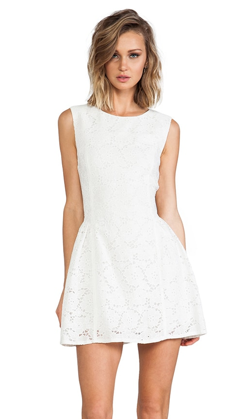 Sister Savior Lace Dress