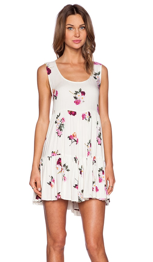 Pink Petals Dress