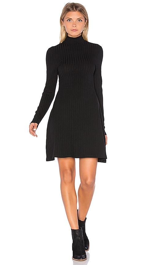 MINKPINK Seven Wonders Dress in Black