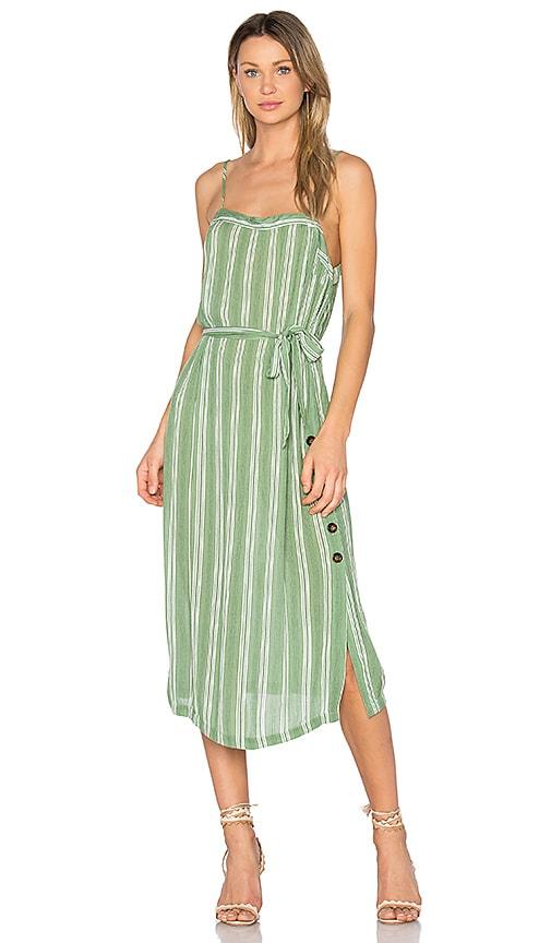 Traveler Midi Dress