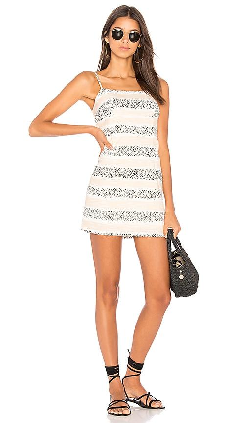 MINKPINK Sundowner Mini Dress in White