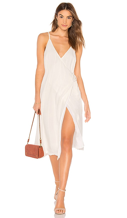 Sienna Wrap Dress