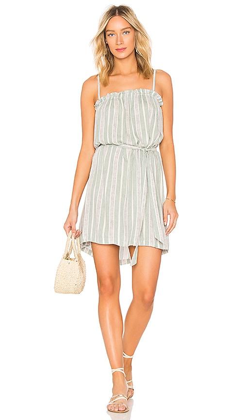 MINKPINK Pure Shores Mini Dress in Mint