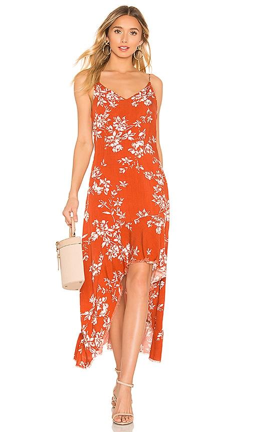 Bonfire Midi Dress