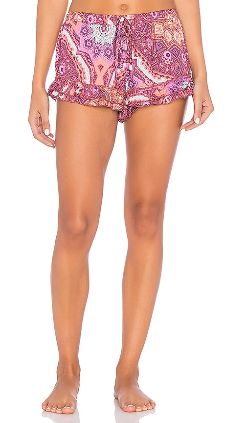MINKPINK Psychedelia Shorts in Pink