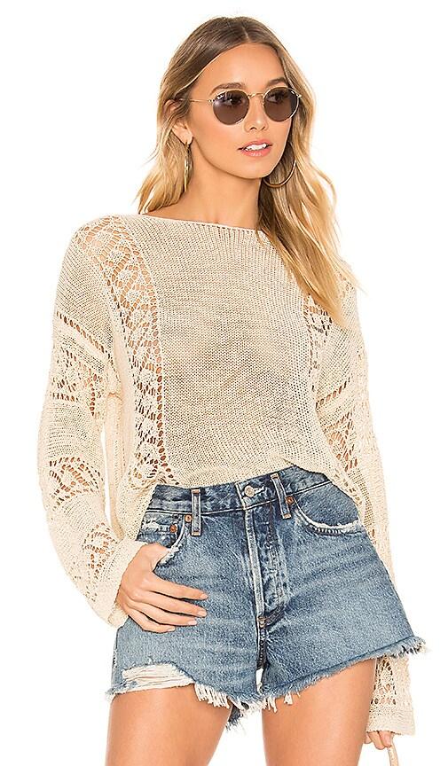 Anita Open Knit Sweater
