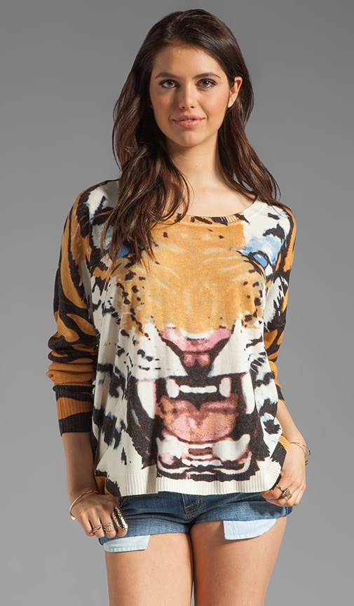 Roar Printed Jumper