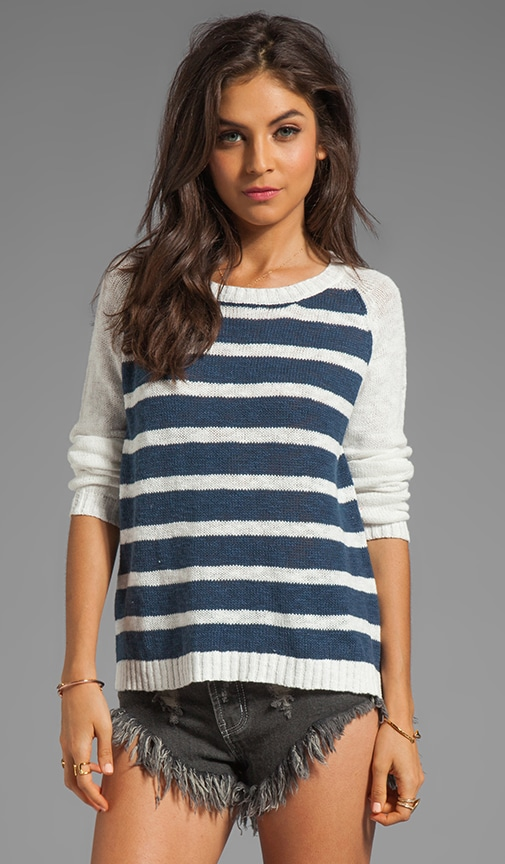 Cruising Raglan Jumper