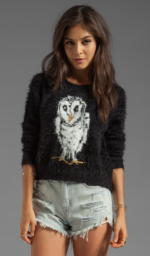 Mr Hooty Pullover Sweater