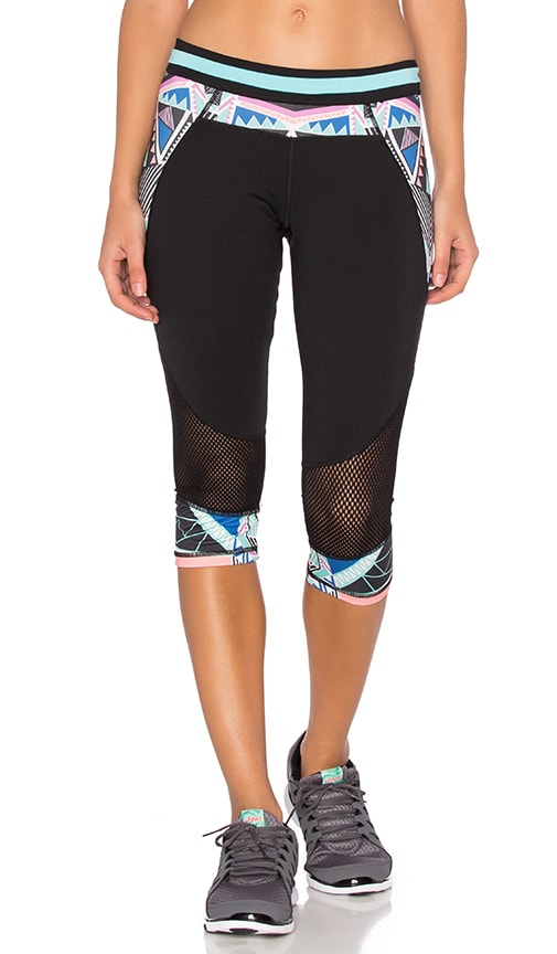 MINKPINK Intensity 3/4 Legging in Multi