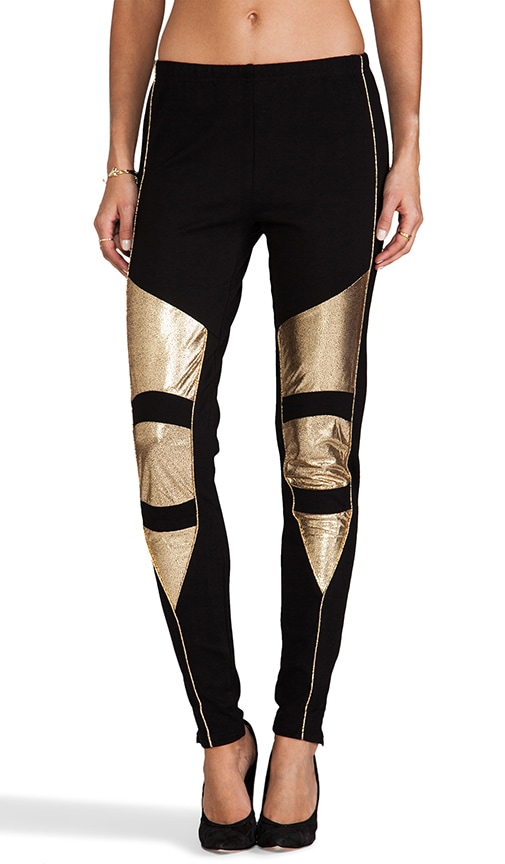 Struck Oil Legging