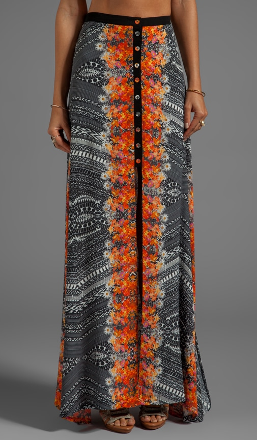 Reflections Maxi Skirt