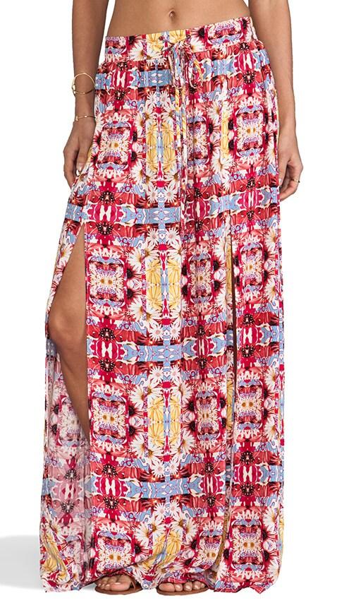 Combi Garden Maxi Skirt