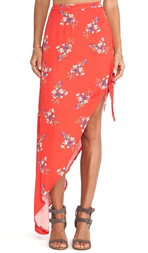 Flower Posy Skirt