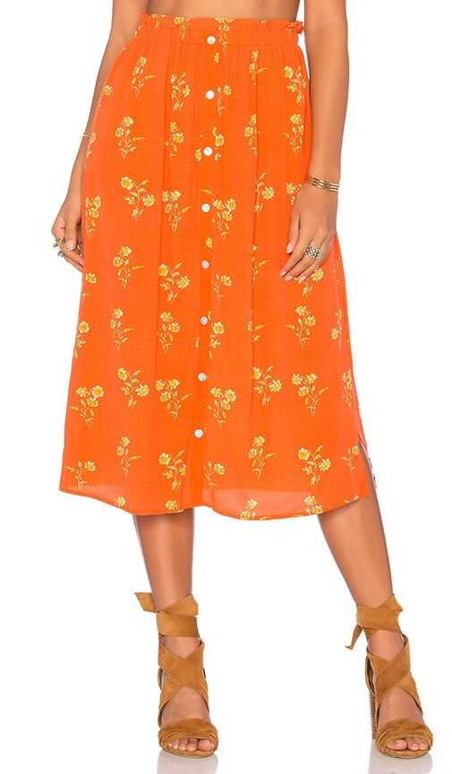 Honey Blossom Skirt