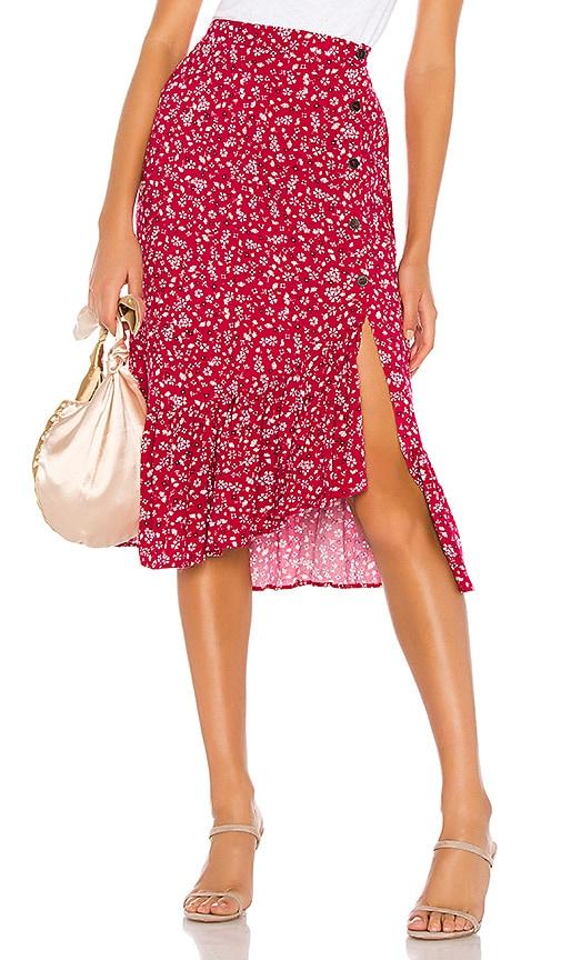 Sweet Like Me Midi Skirt