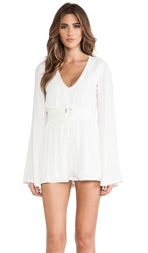 Follow Me To Heaven Playsuit
