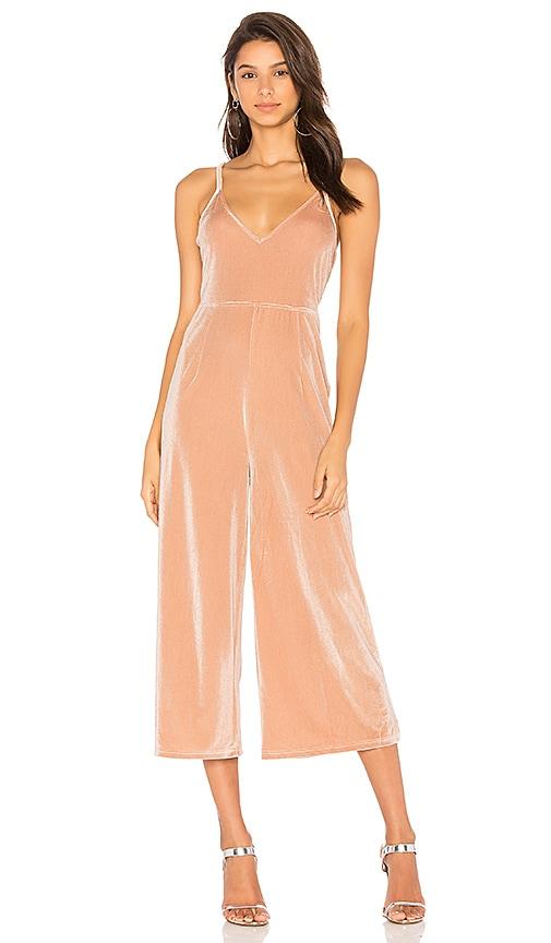 3087f79cf11 Velvet Jumpsuit. Velvet Jumpsuit. MINKPINK
