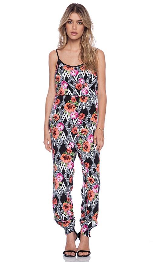 Scallop Lace Jumpsuit