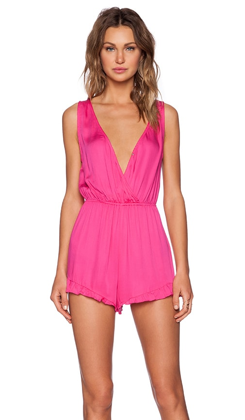 Sweet Dhalia Playsuit