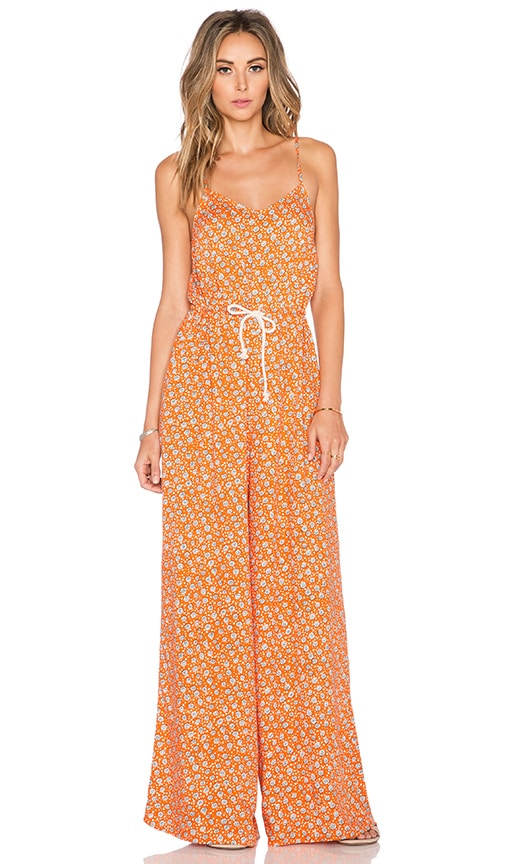 Ditty Floral Jumpsuit