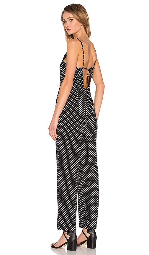Beautiful Mess Low Back Jumpsuit