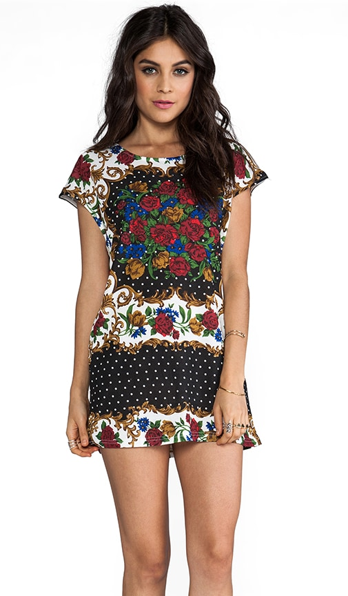 Excessive Short Sleeve Tunic