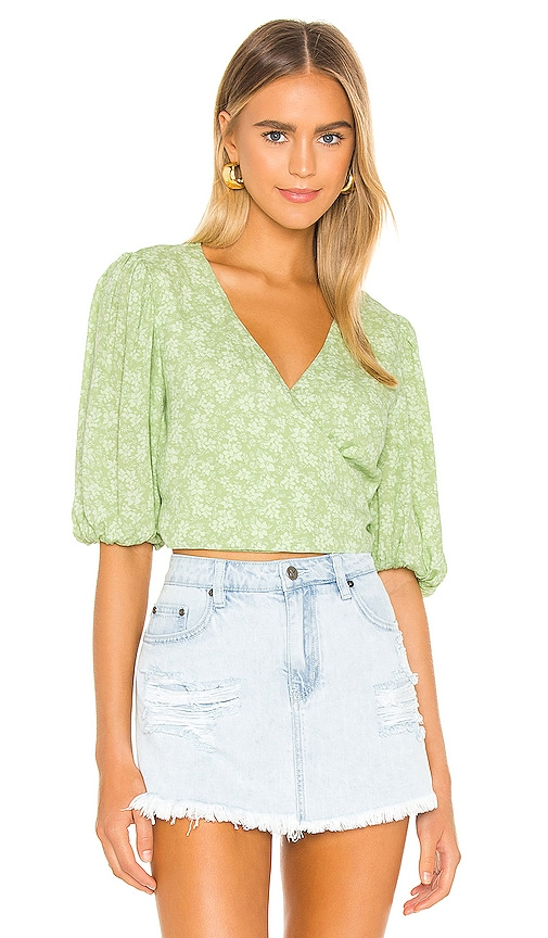 Summer Lovin Wrap Top by MINKPINK, available on revolve.com for $79 Kendall Jenner Top SIMILAR PRODUCT