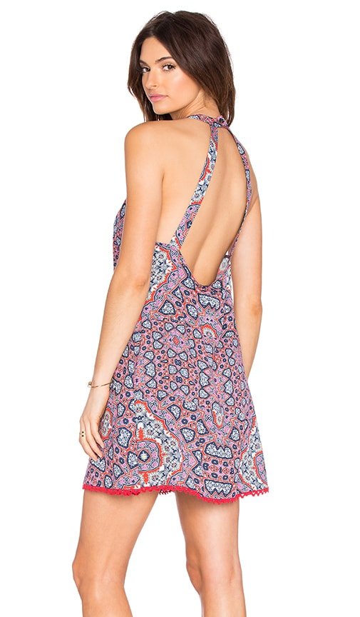 MINKPINK Wild For The Night Dress in Multi