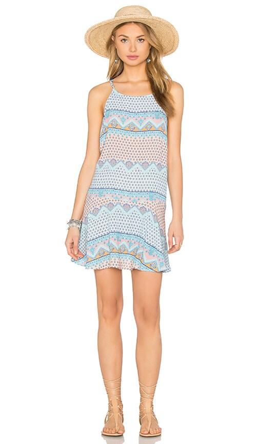 MINKPINK Ray Of Light Dress in Multi