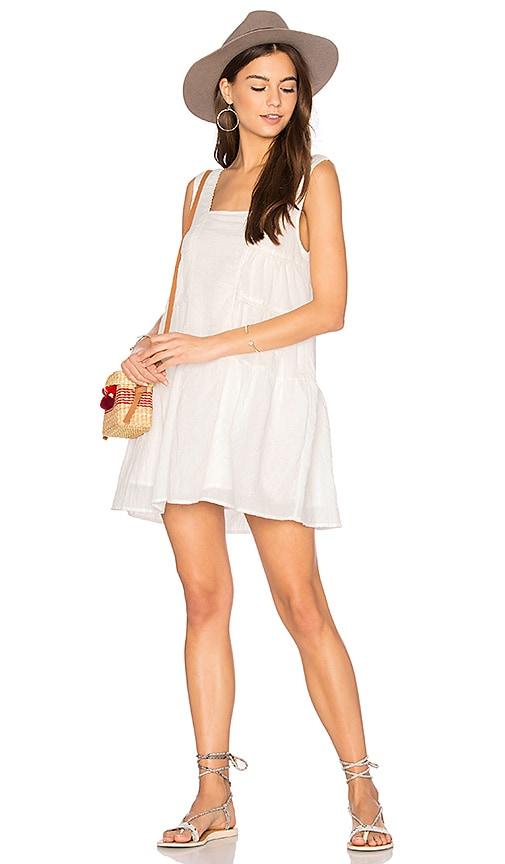 MINKPINK Cloud Nine Dress in White