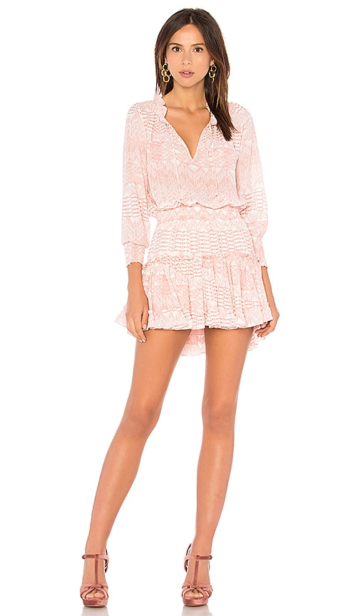 MISA Los Angeles Teresa Dress in Pink
