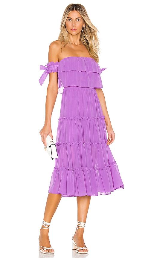 X REVOLVE Micaela Dress
