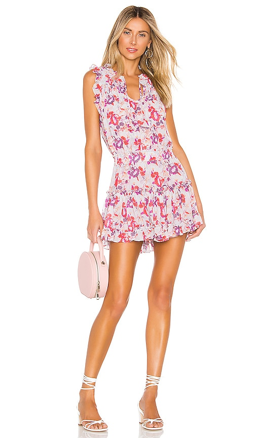 Misa Los Angeles X Revolve Aila Dress In Lilac Floral Revolve 2020 popular 1 trends in women's clothing with svoryxiu floral dress and 1. revolve