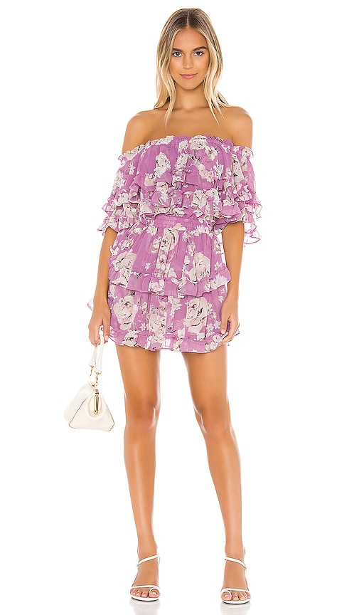 X REVOLVE Isella Dress