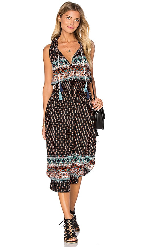MISA Los Angeles Maddie Dress in Black