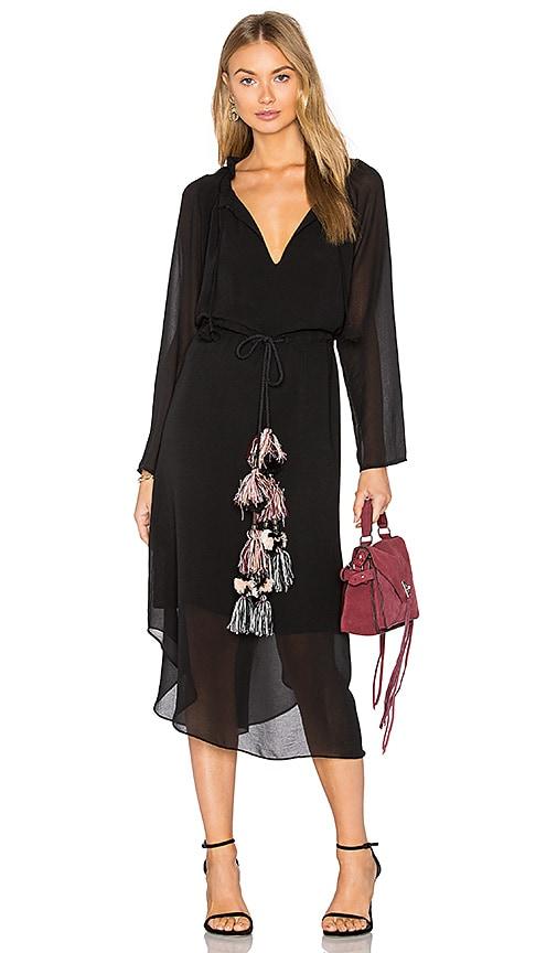 MISA Los Angeles Tanaz Dress in Black